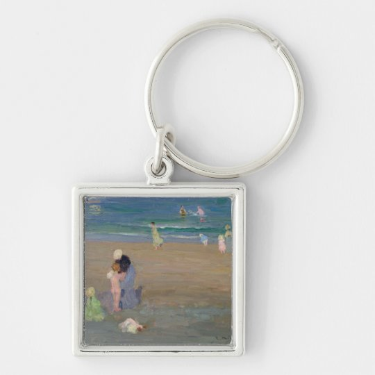 The Beach, Trouville Keychain