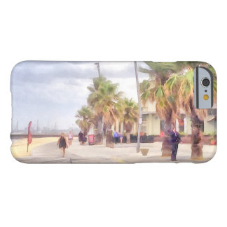 The beachfront barely there iPhone 6 case