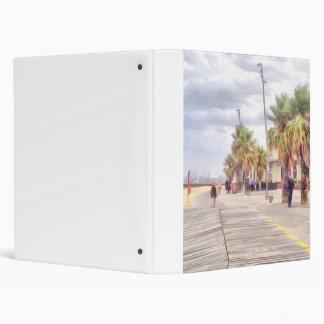 The beachfront binder