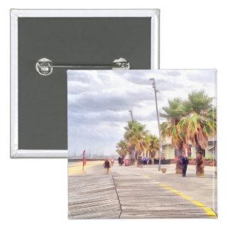 The beachfront button