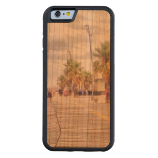 The beachfront carved cherry iPhone 6 bumper case