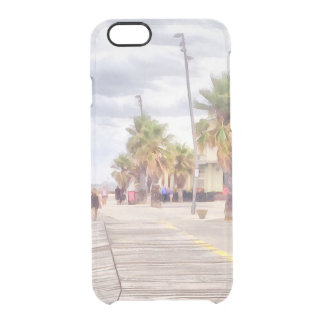 The beachfront clear iPhone 6/6S case