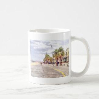 The beachfront coffee mug