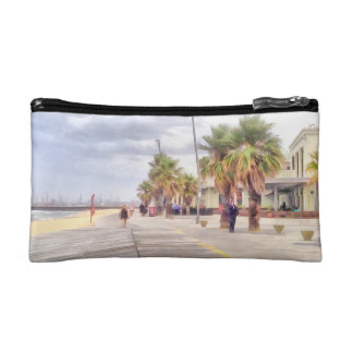 The beachfront cosmetic bag