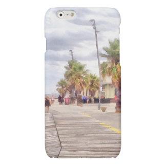 The beachfront glossy iPhone 6 case