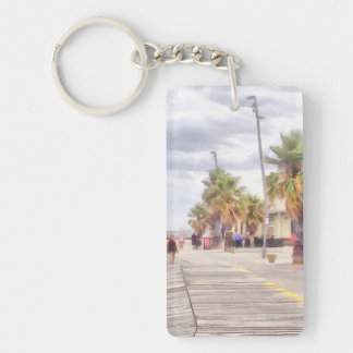 The beachfront keychain