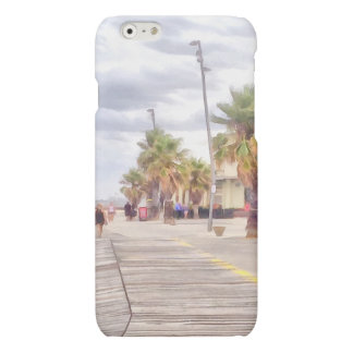 The beachfront matte iPhone 6 case