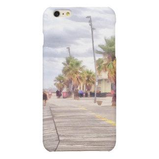 The beachfront matte iPhone 6 plus case