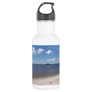 The Beachgoer Water Bottle
