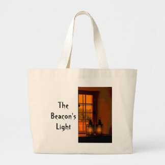 The Beacon's Light Large Tote Bag
