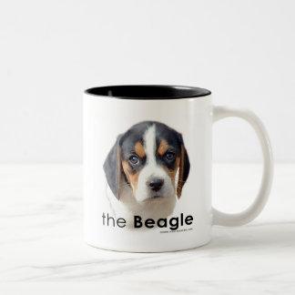 The Beagle Coffee Mugs
