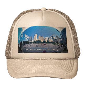 The Bean in Millennium Park Trucker Hat