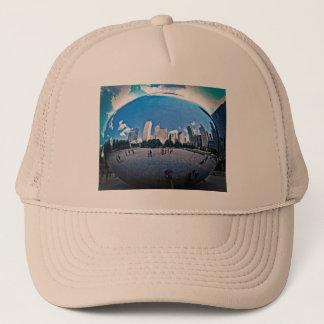 """""""The Bean"""" in Millennium Trucker Hat"""