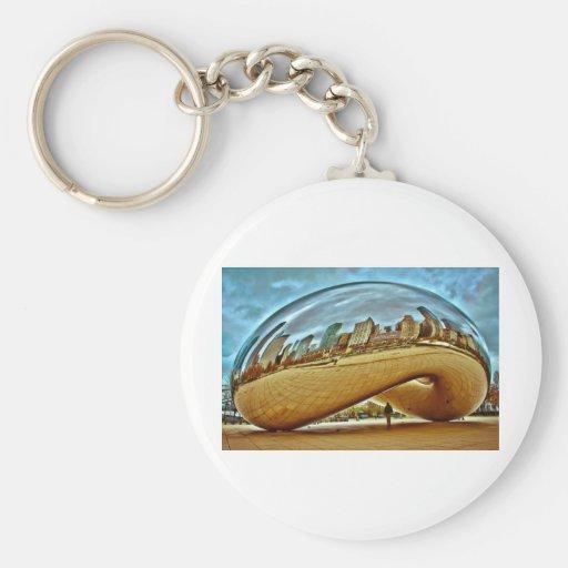 the bean keychains