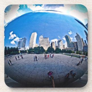 The Bean - Millennium Park Chicago Coasters