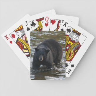 The Bear Deck Playing Cards