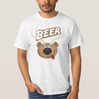 The Bear Deer Beer T-Shirt