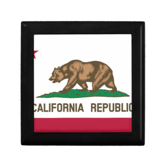 The Bear Flag - Flag of the State of California Gift Box