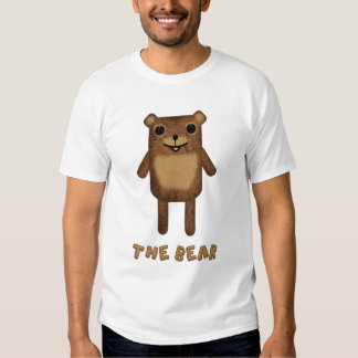 """The Bear from """"The Bear, The Cloud, And God"""" T-shirt"""