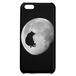 The Bear in the Moon iPhone 5C Case