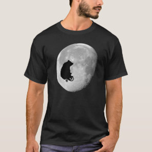 The Bear in the Moon T-Shirt