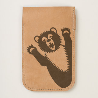 The Bear Says Boo iPhone 6/6S Case