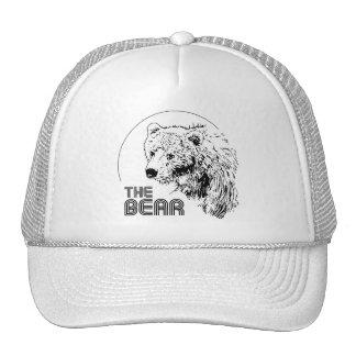 THE BEAR VINTAGE TRUCKER HAT