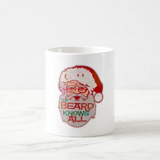 the beard knows all mug