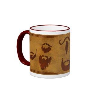 The Beard Mug mug