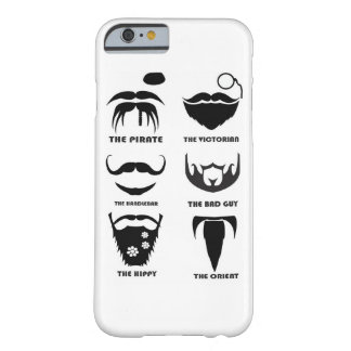 The Beard Reference Iphone Case