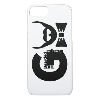 The Bearded Gentleman iPhone 8/7 Case
