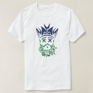 The Bearded King- Dallas Mavs Throwback T-Shirt