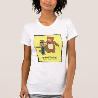 the bear's heart t shirts