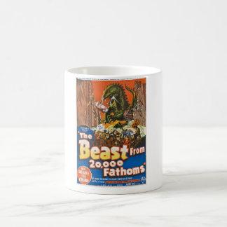 The Beast from 20,000 Fathoms Mug