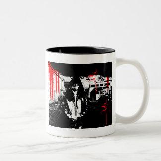 The Beast Inside II Two-Tone Coffee Mug