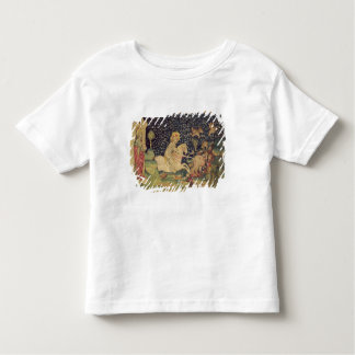 The Beast is Thrown into the Lake of Sulphur Toddler T-shirt