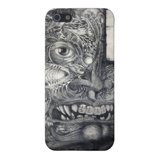 THE BEAST OF BABYLON iPhone SE/5/5s COVER