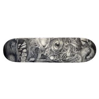 The Beast of Babylon Skateboard Deck