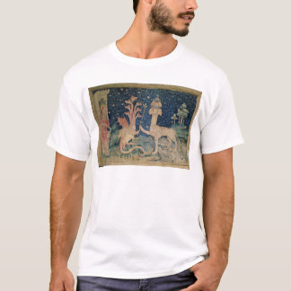 The Beast of the Sea with Seven Heads T-Shirt