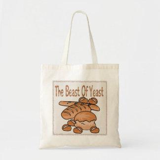 The Beast of Yeast Tote Bag