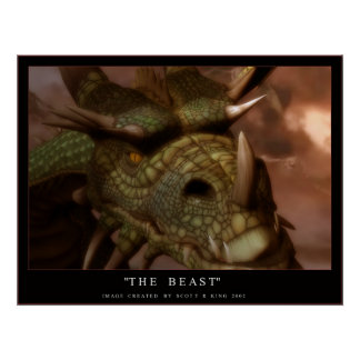 The Beast Posters