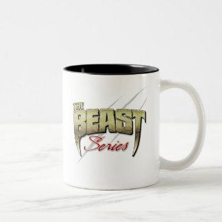 The Beast Series Two-Tone Coffee Mug
