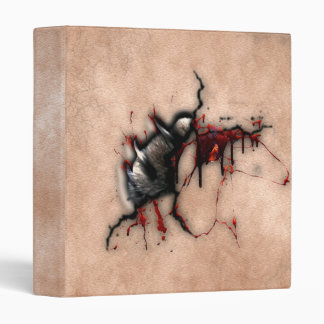 The Beast Within Gothic Horror Binder