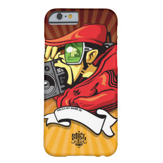 The Beastie Boy Barely There iPhone 6 Case