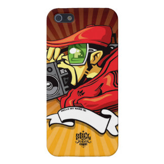 The Beastie Boy Case For iPhone SE/5/5s