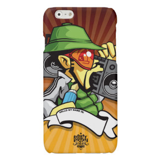 The Beastie Boy Glossy iPhone 6 Case