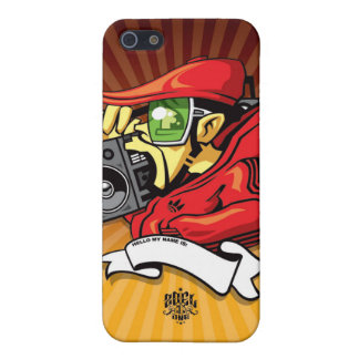 The Beastie Boy iPhone SE/5/5s Cover