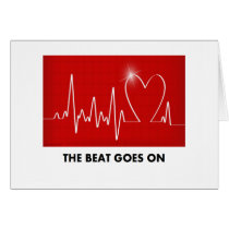 The Beat Goes on - Funny Post-Heart Attack