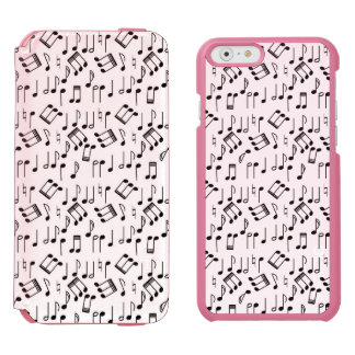 The Beat Goes On iPhone 6/6s Wallet Case