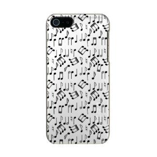The Beat Goes On Metallic iPhone SE/5/5s Case